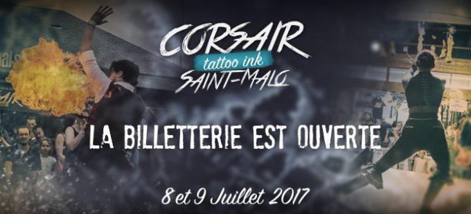 LA BILLETTERIE EST OUVERTE !