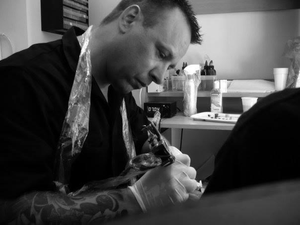 Kalil Moktar - Itinéraire d'un tatoueur breton