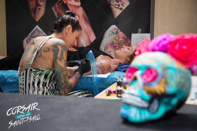 Comment tatouer au Corsair Tattoo Ink 2018 ?