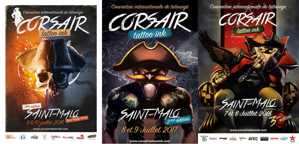 affiche-officielle-corsair-tattoo-ink-2016-2017-2018-convention-tatouage-saint-malo