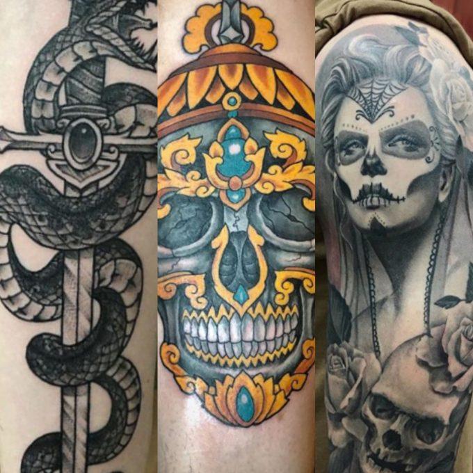 Corsair Tattoo Ink 2019 : les îles Britanniques à l'honneur