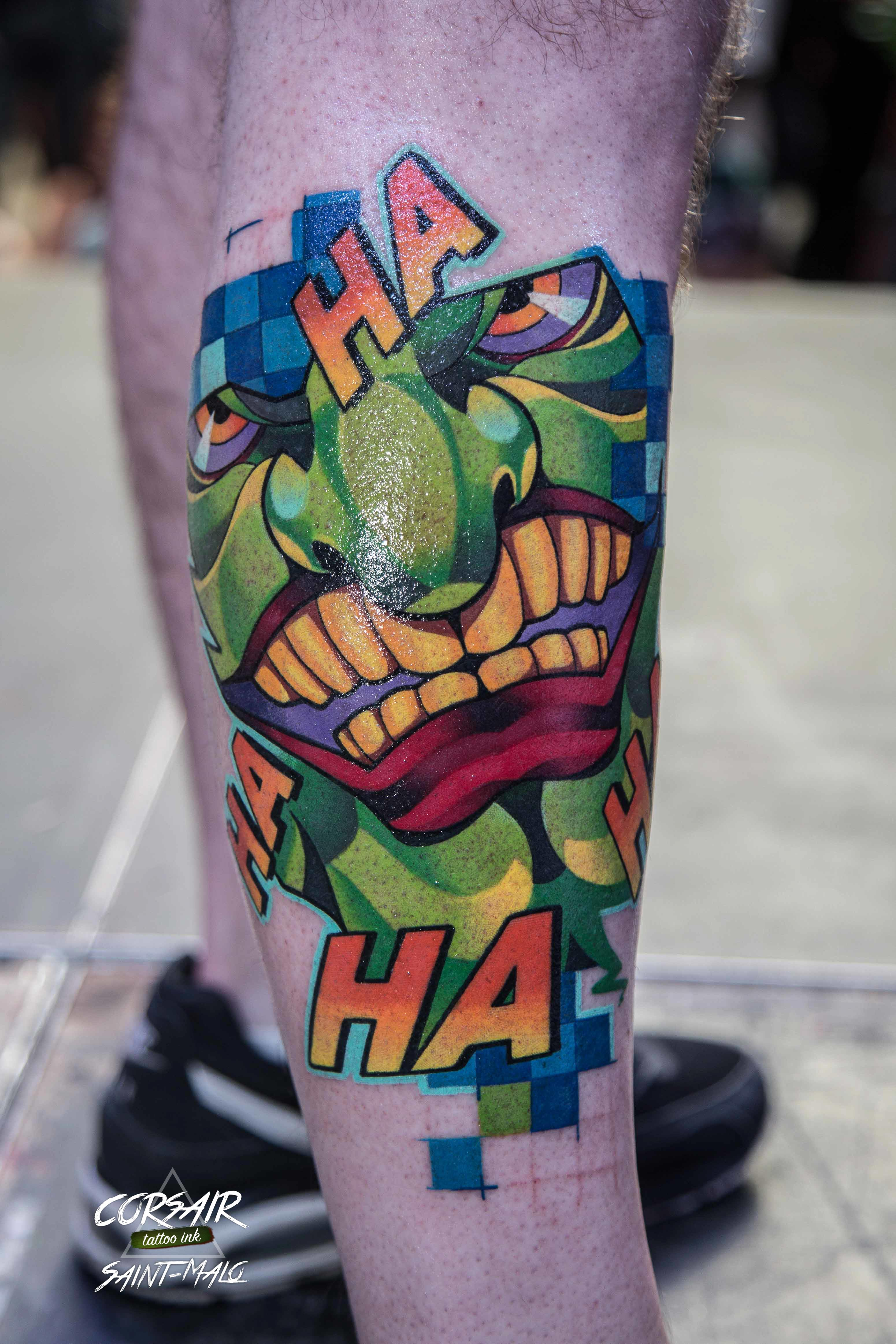 convention-tatouage-saint-malo-bretagne-corsair-tattoo-ink-tattoo-clown-joker