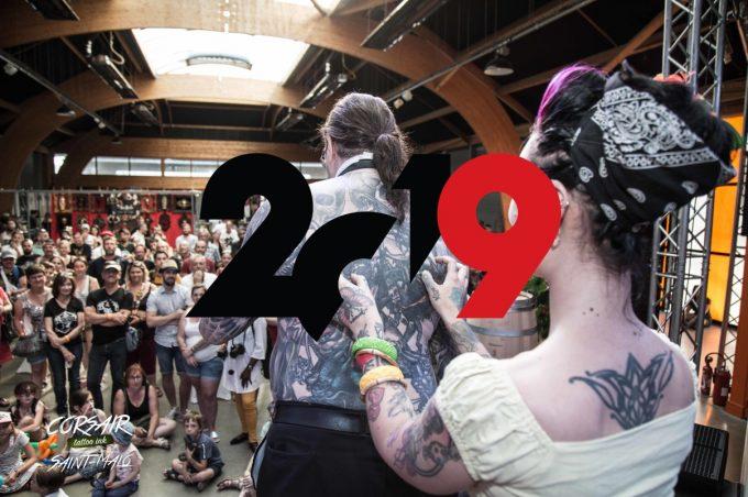 Revivez l'année 2019 du Corsair Tattoo Ink