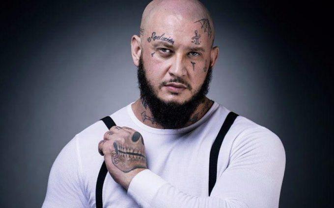 Seth Gueko au Corsair Tattoo Ink