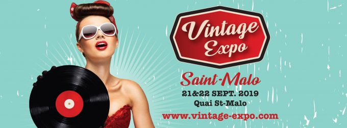 Le salon Vintage Expo de Saint-Malo, entre deux Corsair Tattoo Ink