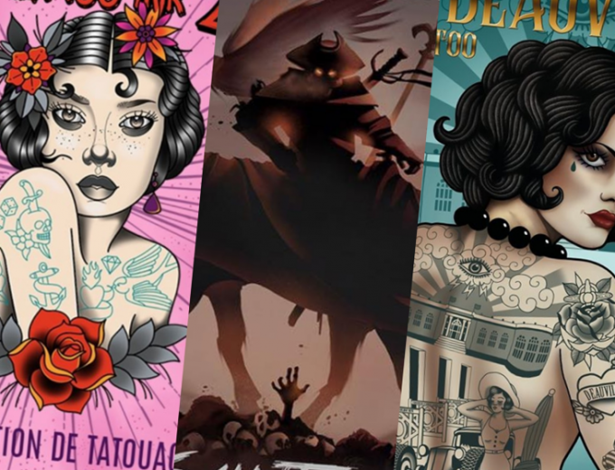 5 idées de conventions de tatouage en 2020
