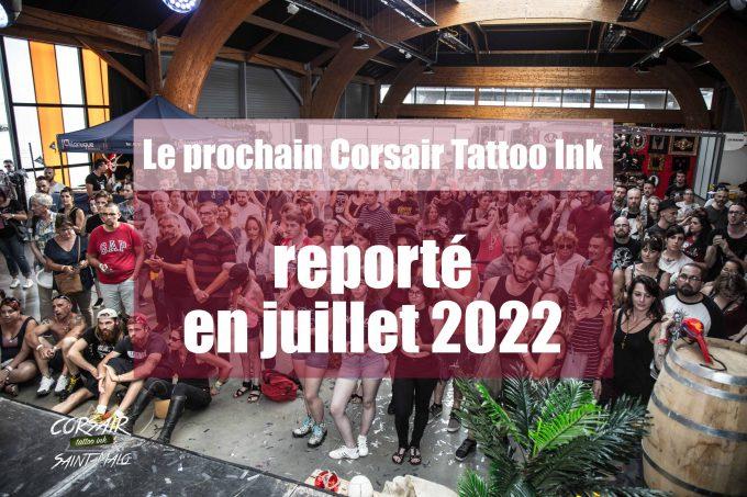 Le prochain Corsair Tattoo Ink reporté en juillet 2022